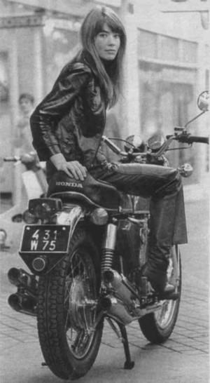 Francoise_motorbike